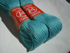 Butterfly Cotton DK Knitting Yarn, 100% Mercerized Cotton, 125g x 230m