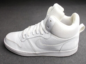 NIKE AIR EBERNON MID FORCE 1 JORDAN DUNK BLAZER UPTEMPO 47 WEISS SUPER ZUSTAND