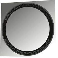 CAMPAGNOLO BORA ULTRA 50 DARK LABEL 2015 3D DESIGN RIM DECAL SET FOR 2 RIMS