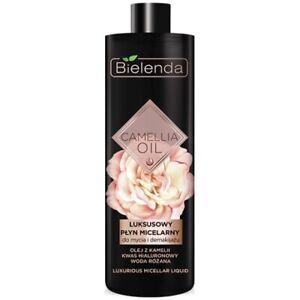 Bielenda Camellia Oil Luxurious Cleansing Micellar Liquid Makeup Removal 500ml