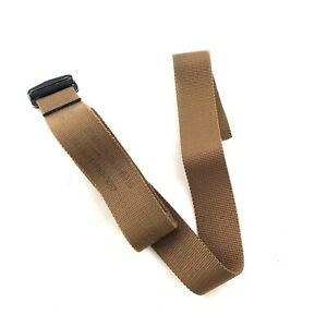 Army Riggers Belt, US Military Waist Belt, USGI Coyote Brown, 44 Inches