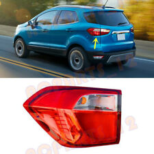 1PC Facelift Left Outer Side TailLight Lamp No Bulb For Ford Ecosport 2018-2019