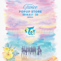 KPOP TWICE [ Twaii's Shop ] in SEOUL POP UP STORE OFFICIAL GOODS + Tracking No.