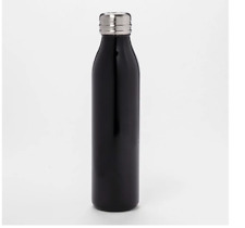 New 20oz Venti Air Transfer Stainless Steel Portable Water Bottle Black