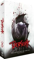 ★ Berserk : l'âge d'or (Trilogie) ★ Edition Collector Limitée [Blu-ray] + DVD