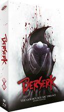 ★Berserk : l'âge d'or (Trilogie) ★ Edition Collector Limitée [Blu-ray] + DVD
