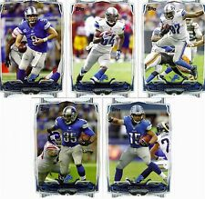 2014 TOPPS FOOTBALL - DETROIT LIONS TEAM SET 30 CARDS + INSERTS