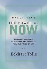 Practicing the Power of Now: Essential Teachings, Meditations, and Exercises Fro