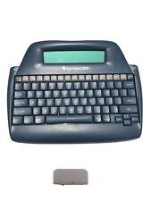 AlphaSmart 2000 Portable Laptop Keyboard Word Processor Digital Typewriter