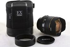 Objectif Sigma 14mm 1:2,8 EX HSM pour Canon EOS:7D 6D 5D 1D 1Ds 1Dx (2.8 EF)