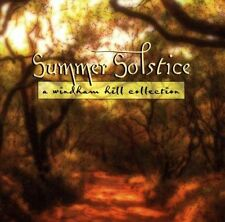 Summer Solstice: A Windham Hill Collection by Various Artists (CD, May-1997,...