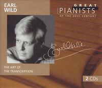 EARL WILD - 2 CD - THE ART OF THE TRANSCRIPTION