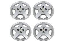 """OEM NEW Wheel Hub Center Cap Cover 15"""" Silver Set 05-08 Chevrolet Cobalt 9595091"""