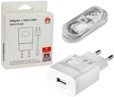 Original Huawei Schnellladegerät für Huawei Ascend G6 G7 G8 P1 P2 Ladekabel Weiß