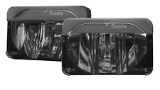 "TRUCK-LITE 27640C PAIR (2) 4""x6"" Rectangular LED Headlights LOW Beam 12-24V"