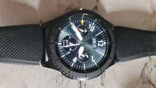Samsung SM-R760 Gear S3 Frontier Steel Black Smartwatch VGC