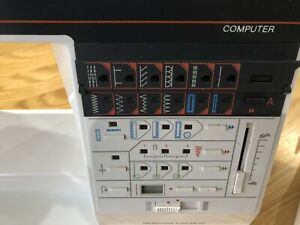 Elna 6000 Computer Sewing Machine