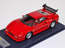 1/18 Looksmart MR Ferrari 288 GTO Evoluzione standard wheels blue leather