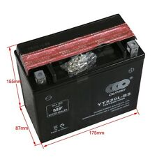 YTX20L-BS Battery for Harley Davidson Sportster Buell RR Honda Indian Arctic Cat