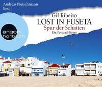 ANDREAS PIETSCHMANN - (2)LOST IN FUSETA-SPUR DER SCHATTEN  6 CD NEU