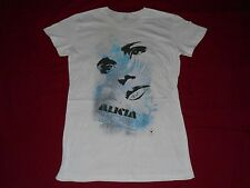 """OFFICIAL ALICIA KEYS - EYES AND LIPS T-SHIRT"" - SIZE X-LARGE"