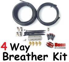 BOSS 4-Way Diffs & Trans Breather Kit suits Nissan Patrol GQ Ford Maverick