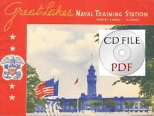 CD File  Great Lakes Naval Training Station, Illinois PDF WW2