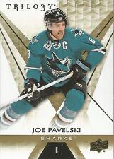 Joe Pavelski #6 - 2016-17 Trilogy - Base
