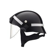Schuberth  Feuerwehrhelm F220 Schwarzer Schutzhelm Feuerwehr Ausrüstung Helm
