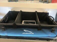 JAGUAR STORAGE TRAY MEDIUM 25 X 14 X 7 INCH BLACK