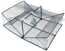 Krebskorb Krebsreuse Crabbasket flatfishbasket Plattfischkorb ca 60x 45x 22 cm