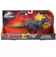Jurassic World Dino Rivals - Concavenator - Mattel - Dinosaur Green Orange