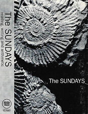 The Sundays Reading Writing And Arithmetic CASSETTE ALBUM Indie Rock RoughTrade