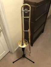 Yamaha YSL-354 Small Bore Straight Tenor Trombone