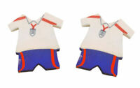 12 England Football Shirt Erasers - Pinata Toy Loot/Party Bag Fillers Kid Soccer