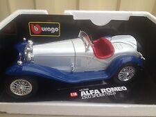 Bburago 1/18 , Burago , Alfa Romeo