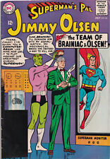SUPERMAN'S PAL JIMMY OLSEN #86 (1965) COMIC BOOK ~ DC Comics