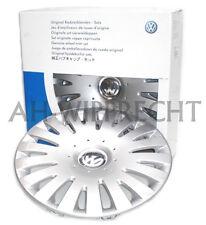Original VW Radkappen 4x Radblenden Set Passat EOS Scirocco 16 Zoll Stahlfelge