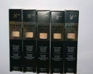 IT Cosmetics Bye Bye Under Eye Concealer - Full Size - Choose Shade - New in Box
