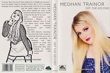 Meghan TRAINOR - Of The Record - SUPER - DVD - NEU + Überraschungs - DVD gratis