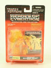 Transformers Heros Of Cybertron Powermaster Optimus Prime Spark Attack MOC 2001