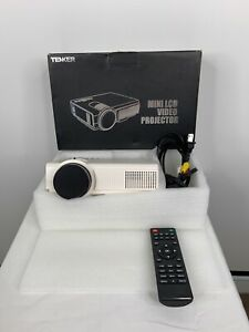 Tenker Q5 Mini LED Projector White PJ0735