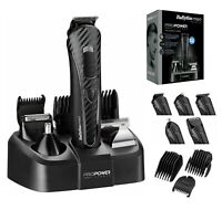 BaByliss Pro Power Carbon Hair Clippers Shaver Cut Cutting Kit Trimmer