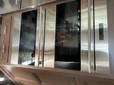 Used wolf built in oven stainless steel
