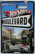 2012 Hot Wheels Boulevard Whatta Drag, Ships World Wide