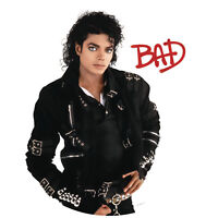 Michael Jackson - Bad - New Picture Disc Vinyl - Pre Order - 24th August