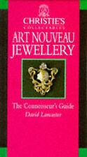 New, Art Nouveau Jewellery (Christie's Collectables), David Lancaster, Book