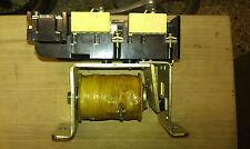 Enorme relè relay contattore meccanico bobina 24V contatto 40 Ah 1NA+1NC