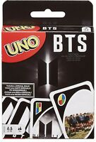 UNO BTS Card Game Perfect Family Gift 112 Cards