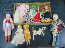 3 Pounds Old Assorted Vintage Dolls Antique Rare
